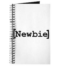 [Newbie] Journal