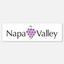 Napa Valley Bumper Bumper Bumper Sticker