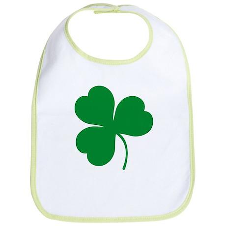 Ireland Irish Clover Bib