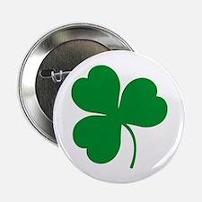 "Ireland Irish Clover 2.25"" Button"