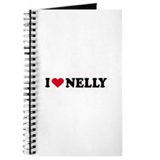 I LOVE NELLY ~ Journal