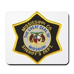 Mississippi County Missouri Mousepad