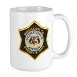 Mississippi County Missouri Large Mug
