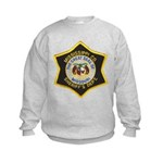 Mississippi County Missouri Kids Sweatshirt