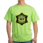 Mississippi County Missouri Green T-Shirt