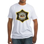 Mississippi County Missouri Fitted T-Shirt