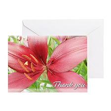 Thank You Card 5x7