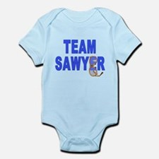 Lost TEAM SAWYER Infant Bodysuit