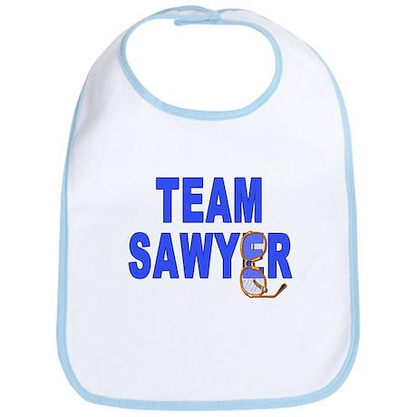Lost TEAM SAWYER Bib