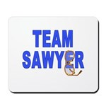 Lost TEAM SAWYER Mousepad