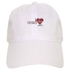I Heart George - Grey's Anatomy Baseball Cap