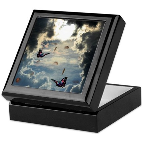 Pennies From Heaven Keepsake Box