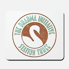 Lost Dharma Initiative Mousepad