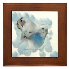 Elk County Birds' Framed Tile