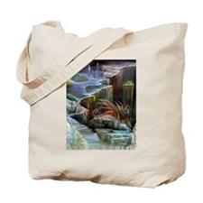 Mystical Dragon Tote Bag