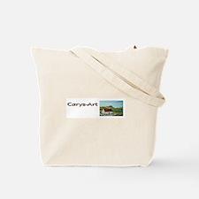 Unique Artwork and artists Tote Bag