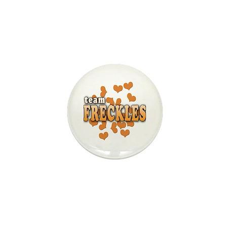 Kate Austen LOST Team Freckles Mini Button