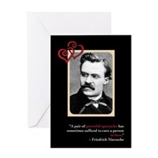 Friedrich Nietzsche Anti-Valentine's Day Card #2
