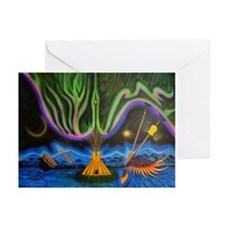 Instruments Greeting Cards (Pk of 10)
