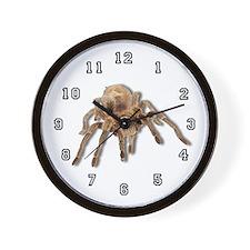 TARANTULA Wall Clock 9inch