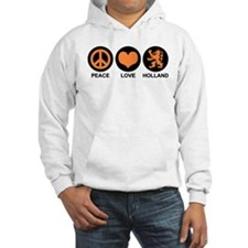 Peace Love Holland Hoodie