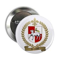 ARNAULT Family Crest Button