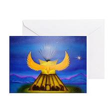 Highest Communication Greeting Card