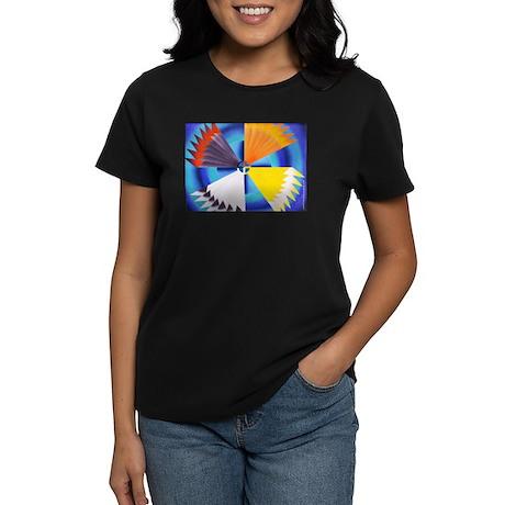 God's Eye Women's Dark T-Shirt