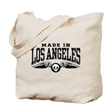 Made In Los Angeles Tote Bag