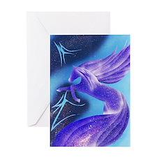 Ta Sunke Wicacpi Greeting Card