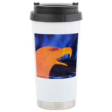 Heavens Stainless Steel Travel Mug