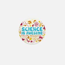 Cute Biology Mini Button (100 pack)