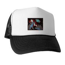Early Cuyler 3 Wolf Moon Trucker Hat
