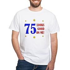 Fun 75th Birthday Shirt