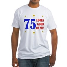 Fun 75th Birthday Shirt
