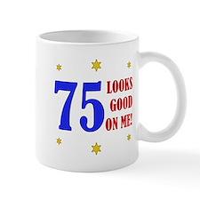 Fun 75th Birthday Mug