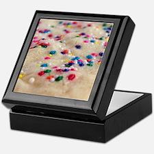 With Sprinkles on Top Keepsake Box