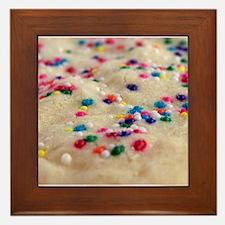 With Sprinkles on Top Framed Tile