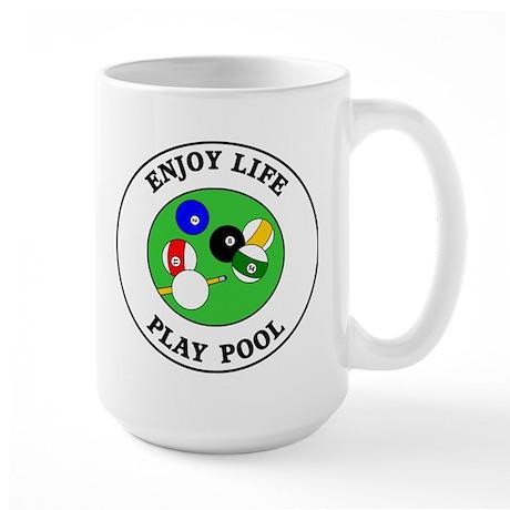 Enjoy Life Play Pool Large Mug