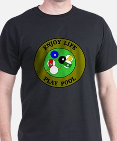Enjoy Life Play Pool T-Shirt