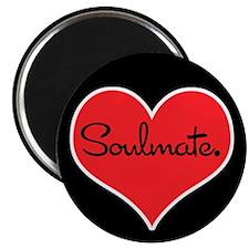 Soulmate Valentine's Magnet
