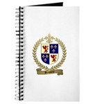 BRASSEUR Family Crest Journal