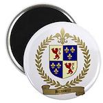 BRASSEUR Family Crest Magnet