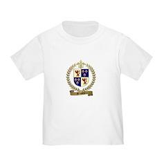 BRASSEUR Family Crest T