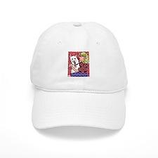 USA Dog Baseball Cap