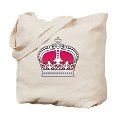 Crown Tote Bag