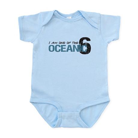1 of oceanic 6 Infant Bodysuit