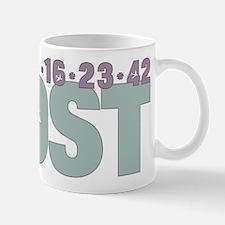 4 8 15 16 23 42 Small Small Mug