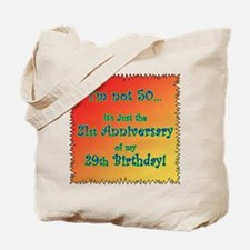 21st of 29th Tote Bag