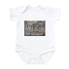 50 is L Infant Bodysuit